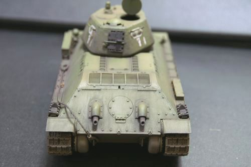 T-34/76 完成4