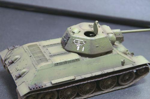 T-34/76 完成5