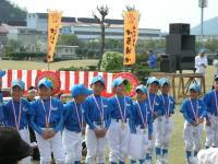 笠岡さくら祭2008「瀬戸内少年野球団」