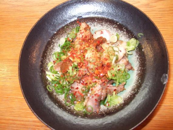 栄清丸の「鶏の炊いたやつ」