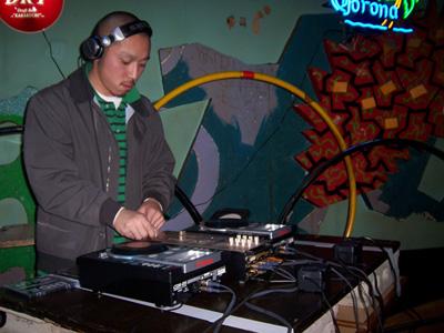DJ LUXURY