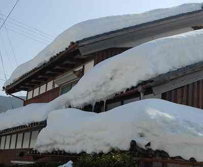 在原(アリハラ)の積雪
