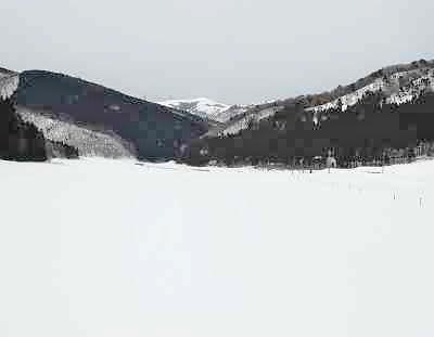 在原(アリハラ)の雪