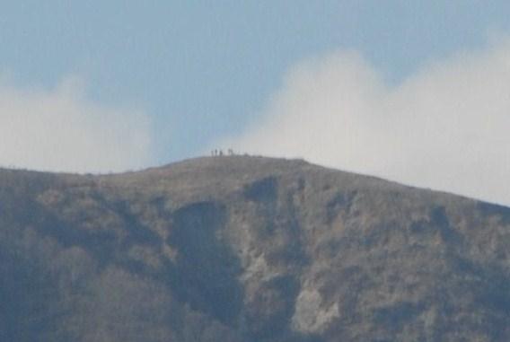 大谷山(813m)