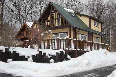 隣接地の積雪状況
