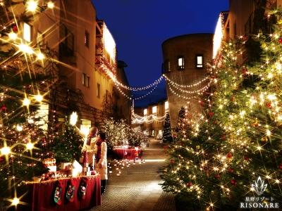 リゾナーレクリスマス