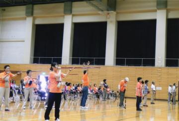 福島県大会 大会風景