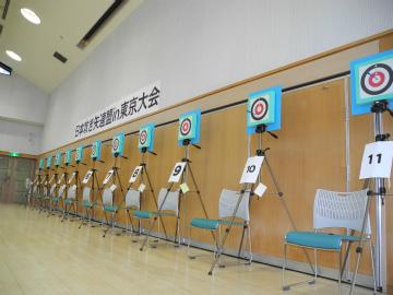 日本吹き矢連盟in東京大会 大会運営