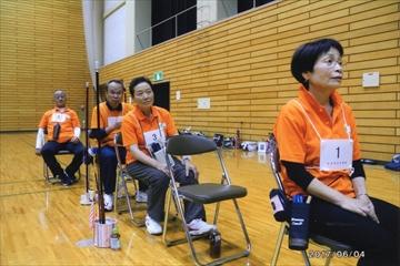 第8回日本吹き矢連盟福島県大会その2
