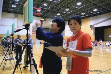 第8回日本吹き矢連盟福島県大会その3