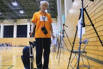 第8回日本吹き矢連盟福島県大会その4