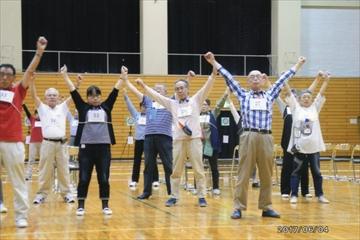 第8回日本吹き矢連盟福島県大会その5