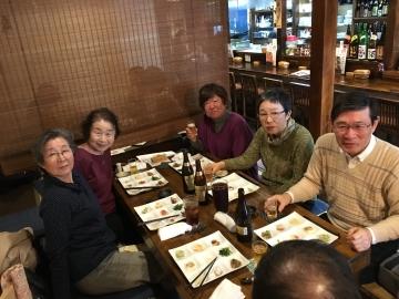 湘南なぎさ支部観桜会の報告 その2