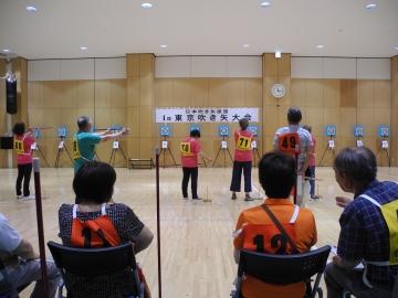 In東京2018 春季吹き矢大会
