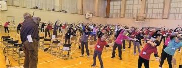 第4回熊谷地区吹き矢交流大会