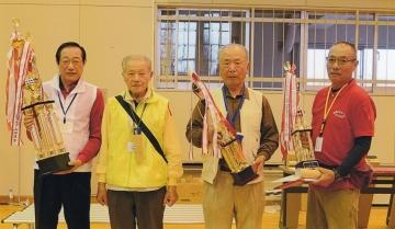 熊谷地区吹き矢交流大会
