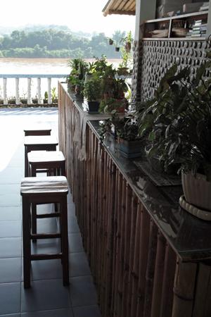 メコン川ゲストハウス