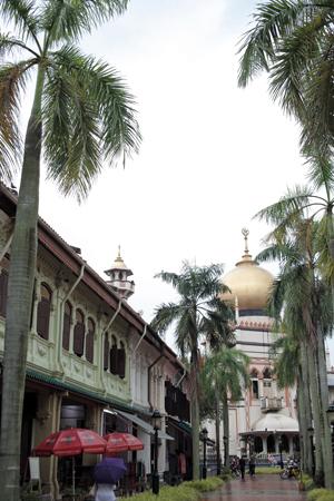 シンガポールのモスク