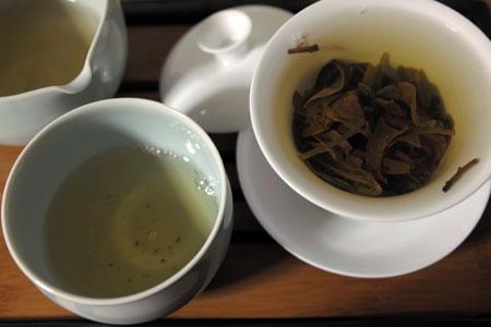 益木堂那カ古樹純料茶10年プーアル茶