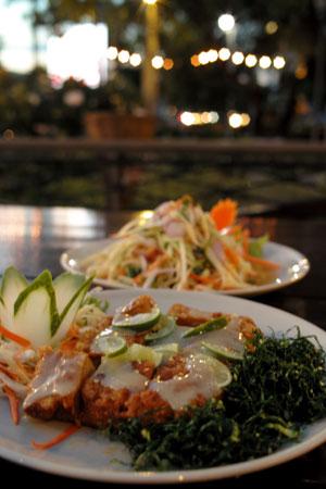 タイ北部の料理
