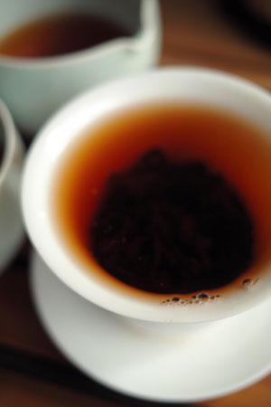 天福貢餅熟茶00年プーアル茶
