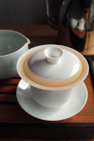 天福雲南貢餅熟茶00年プーアル茶