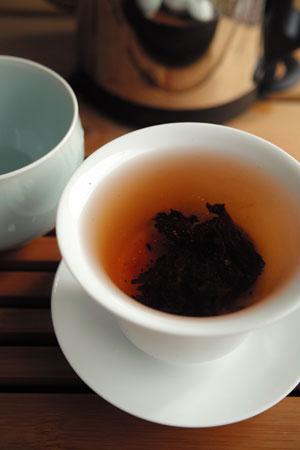 大益7562熟茶磚06年プーアル茶