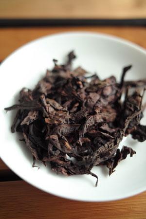 沈香老散茶50年代