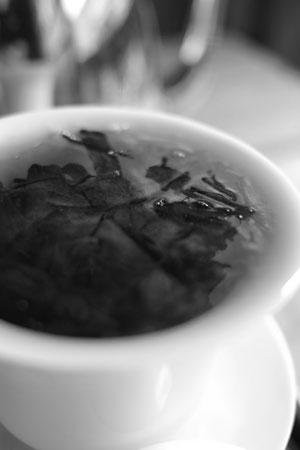 沈香老散茶50年代沈香老散茶50年代プーアル茶
