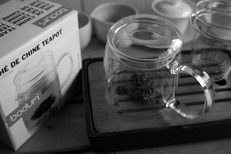 0年プーアル茶