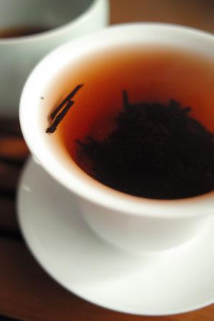 布朗厚韵熟餅12年プーアル茶