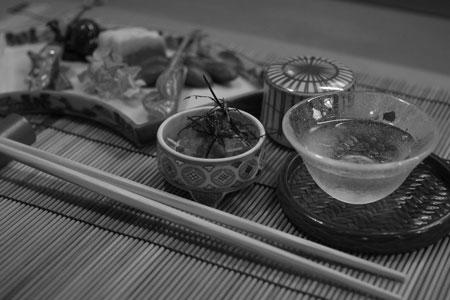 日本酒と割烹