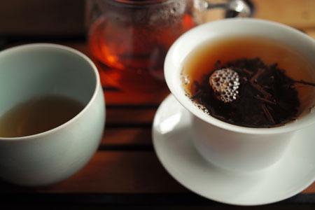 7582大葉青餅70年代プーアル茶