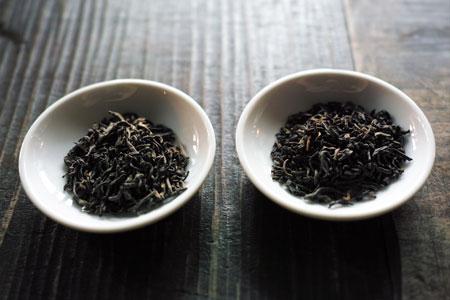 宮廷プーアル熟散茶03年プーアル茶
