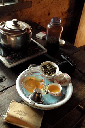 プーアール茶の茶器はなんでも