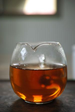 千禧年7542青餅00年プーアル茶