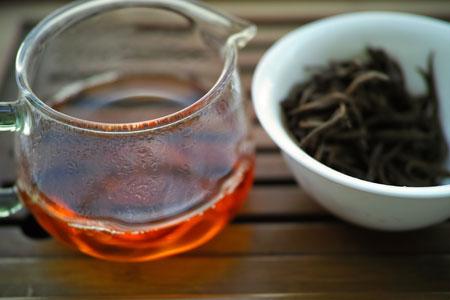 思芽金芽古樹紅茶2012年