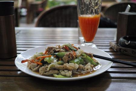越南炒米干