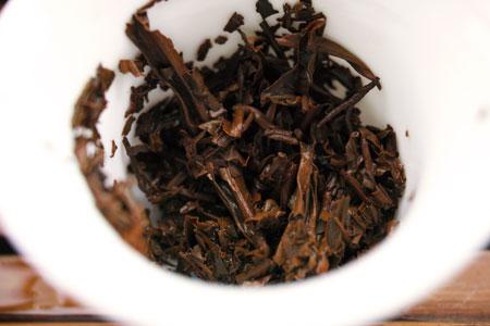 易武古樹紅茶2013年