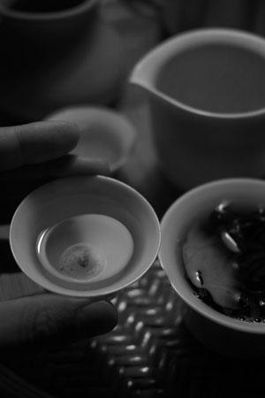 秋の夜長の読書とお茶