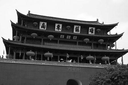 建水朝陽門