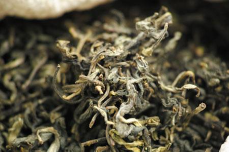 発酵のお茶プーアール茶