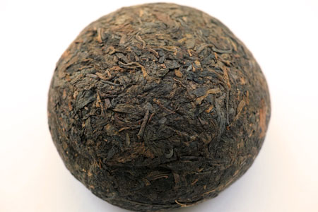 中茶牌3917沱茶93年プーアル茶