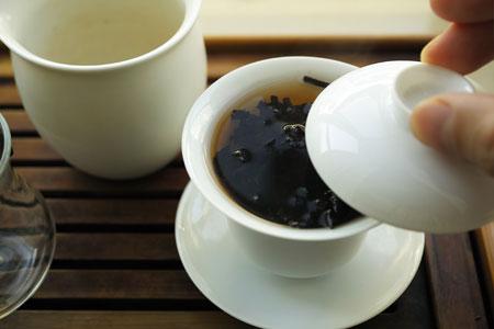 銷台甲級沱茶90年代プーアル茶