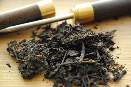 98年熟茶プーアル茶