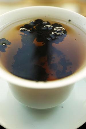 大益銷台熟A磚90年代プーアル茶