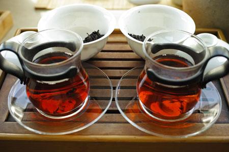 銷台甲級沱茶90年代と中茶牌9016沱茶90年