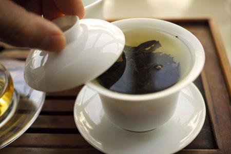 武夷岩茶奇蘭烏龍茶