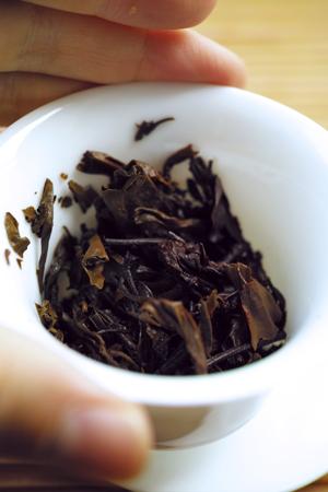 紫天樟香青磚80年年代プーアル茶