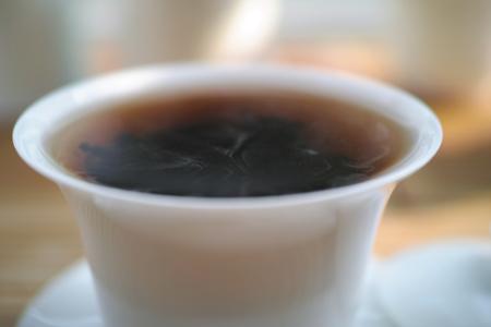 文革大号熟磚80年代プーアル茶